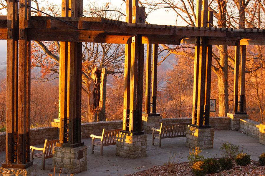 Ault Park Overlook